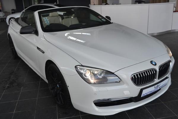 2012 BMW 6 Series 650i Convert M Sport Auto Gauteng Roodepoort_0