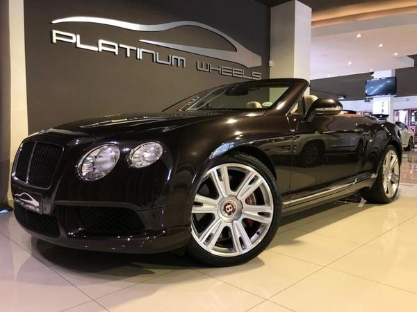 2013 Bentley Continental Gt Convertible  Gauteng Four Ways_0