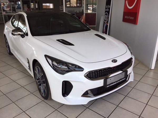 2019 Kia Stinger 3.3 V6 GT Mpumalanga Lydenburg_0
