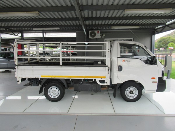 2016 Kia K2700 Workhorse Pu Sc  Gauteng Pretoria_0