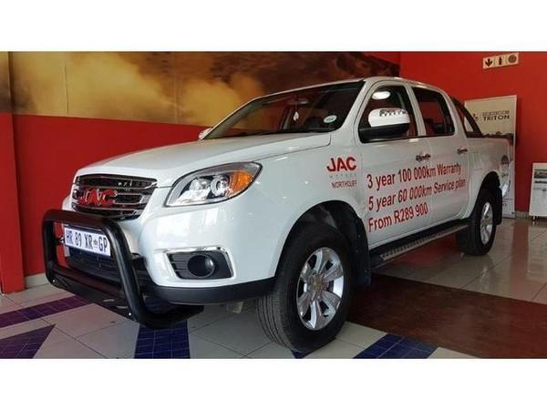 2019 JAC T6 2.8TCi Double Cab Bakkie Gauteng Randburg_0