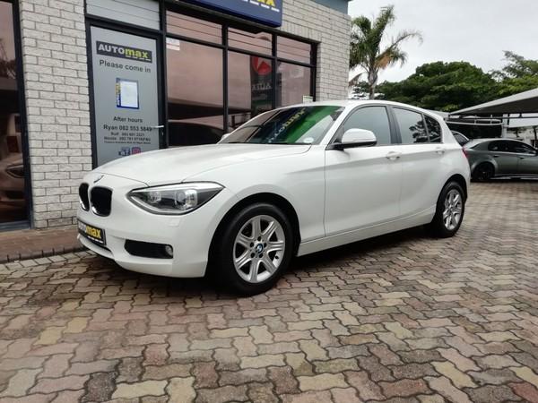 2014 BMW 1 Series 116i 5dr At f20  Eastern Cape Port Elizabeth_0