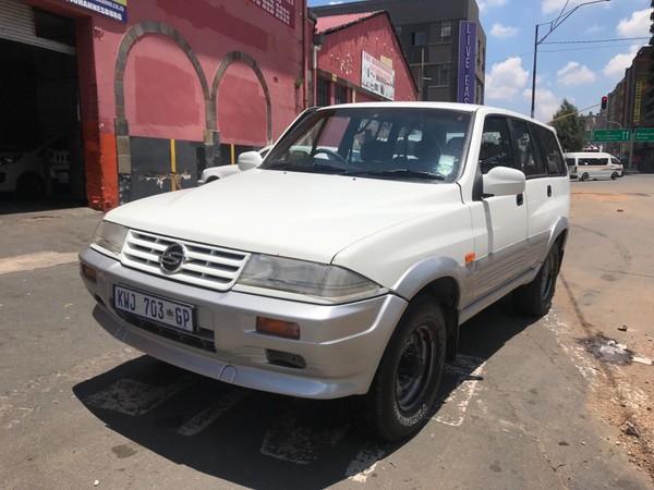 1996 SsangYong Musso 602 El Ex  Gauteng Johannesburg_0