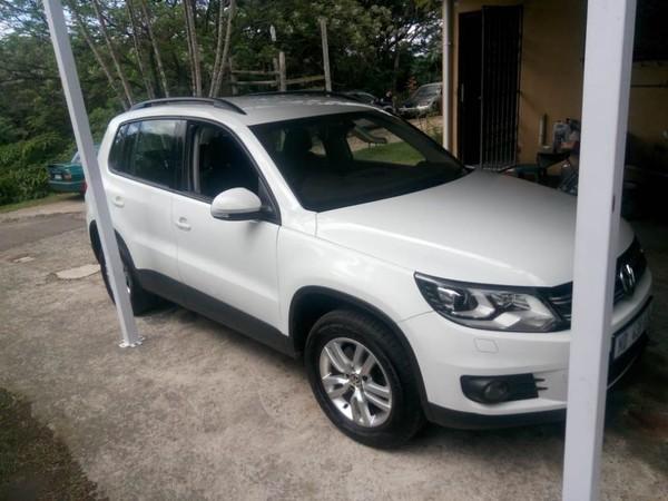 2014 Volkswagen Tiguan 2.0 TDi Comfortline Kwazulu Natal Mobeni_0