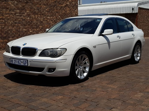2009 BMW 7 Series 730 D ULTIMATE LUXURY FOR THIS  LOW PRICE Gauteng Kempton Park_0