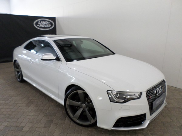 2014 Audi RS5 Coupe Quattro Stronic  Western Cape George_0