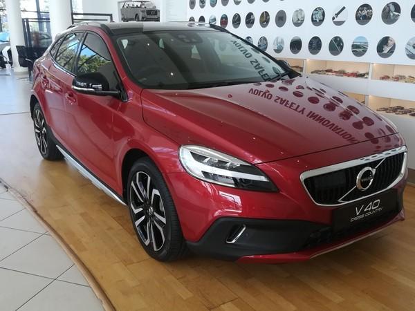 2019 Volvo V40 CC T5 Inscription Geartronic AWD Gauteng Johannesburg_0
