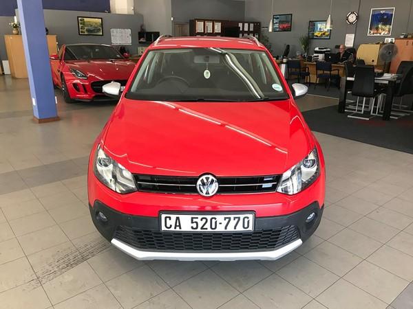 2015 Volkswagen Polo Cross 1.2 TSI Western Cape Tokai_0