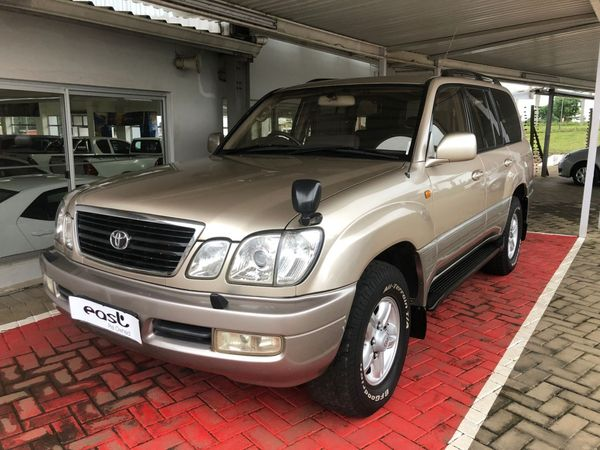 2000 Toyota Land Cruiser 100 V8 At  Kwazulu Natal Eshowe_0