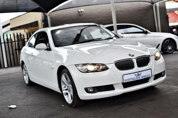 2007 BMW 3 Series 325i Coupe e92  Gauteng Johannesburg_0