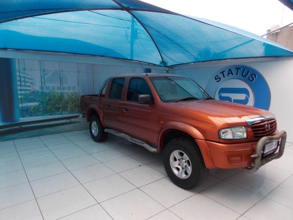 2004 Mazda Drifter Bt-50 2500tdi Sle 4x2 Dc 09  Gauteng Randburg_0