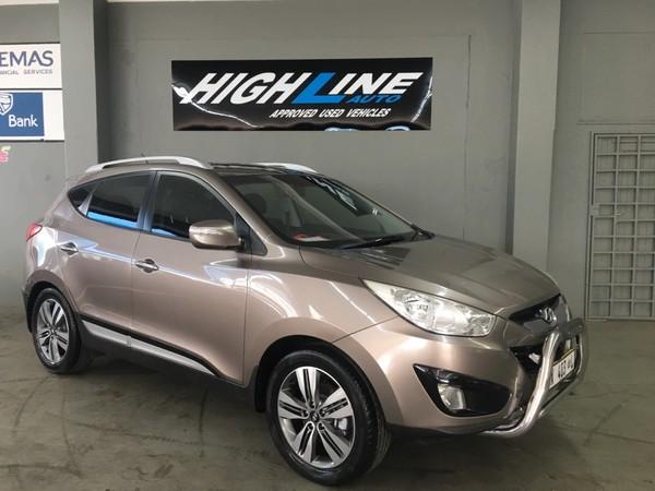 2010 Hyundai iX35 hyundai Gauteng Vereeniging_0