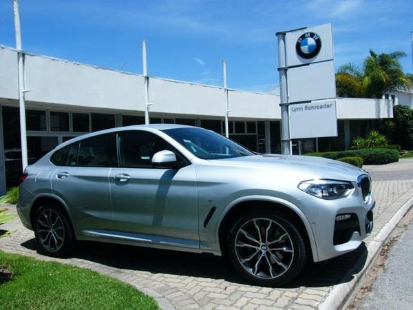 2018 BMW X4 xDRIVE20d M Sport Western Cape George_0