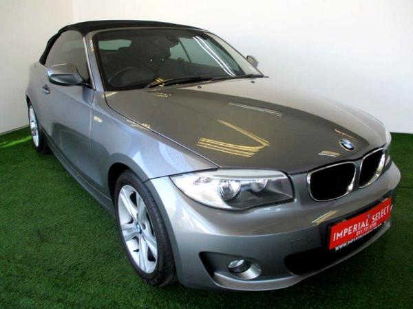 2013 BMW 1 Series 125i Convert Exclusive  Gauteng Randburg_0