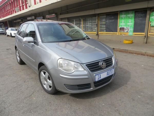 2006 Volkswagen Polo 1.6  Gauteng Johannesburg_0