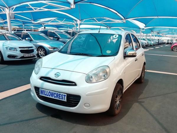 2011 Nissan Micra 1.5 Dci  Acenta 5dr d84  Gauteng Randburg_0