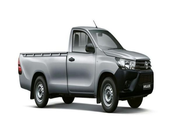 2019 Toyota Hilux 2.4 GD Single Cab Bakkie Gauteng Johannesburg_0