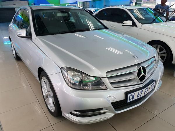 2013 Mercedes-Benz C-Class C200 Be Avantgarde At  Gauteng Pretoria_0