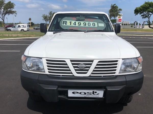 2007 Nissan Patrol 4.2d 4x4 Pu Sc  Kwazulu Natal Richards Bay_0