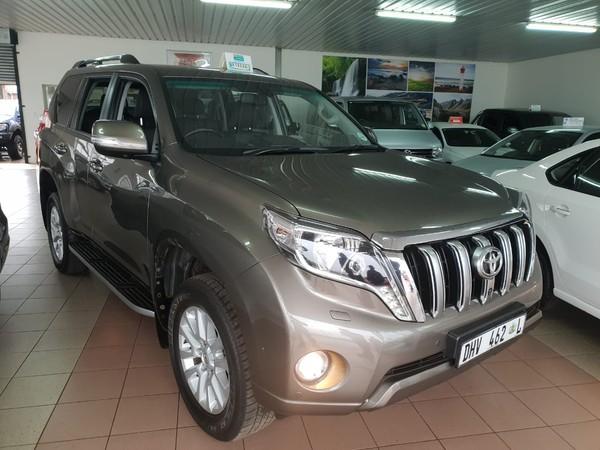 2015 Toyota Prado VX 3.0 TDi Auto Limpopo Louis Trichardt_0