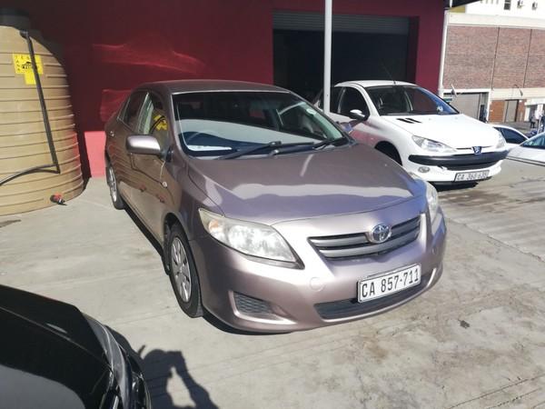 2009 Toyota Corolla 1.4 Professional  Western Cape Cape Town_0