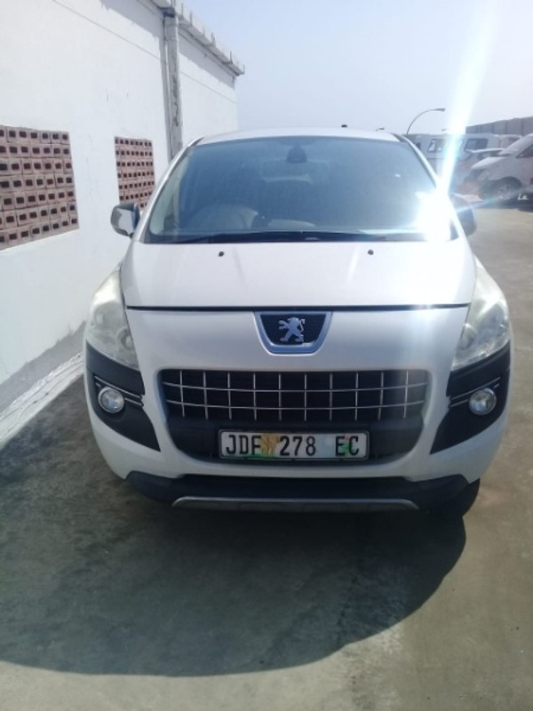 2013 Peugeot 3008 1.6 Thp Premium  Eastern Cape East London_0