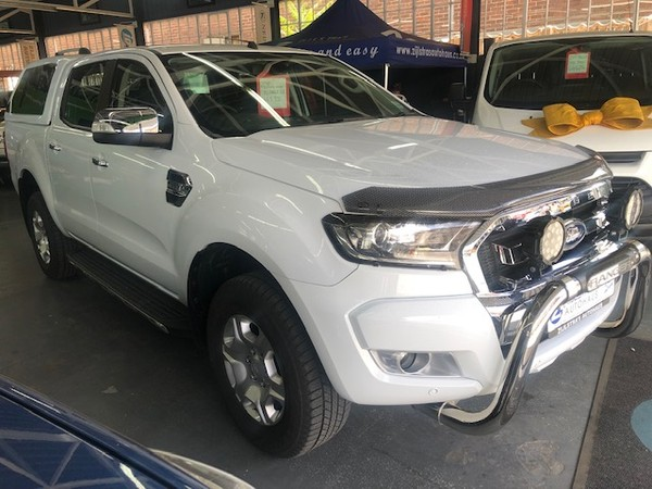 2018 Ford Ranger 2.2TDCi XLT Double Cab Bakkie Free State Bloemfontein_0