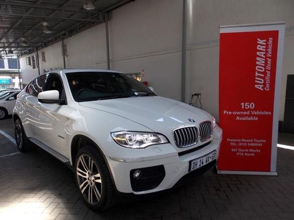 2014 BMW X6 Xdrive40d  Gauteng Pretoria North_0
