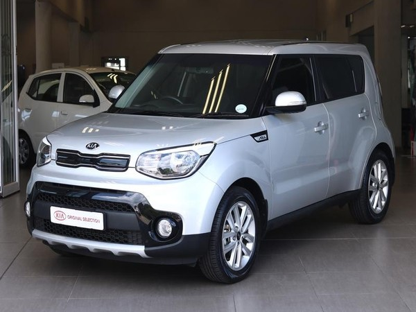 2018 Kia Soul 1.6 Start Gauteng Johannesburg_0
