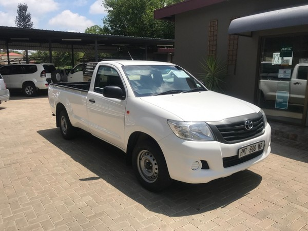 2014 Toyota Hilux 2.5 D-4d S Pu Sc  Limpopo Polokwane_0