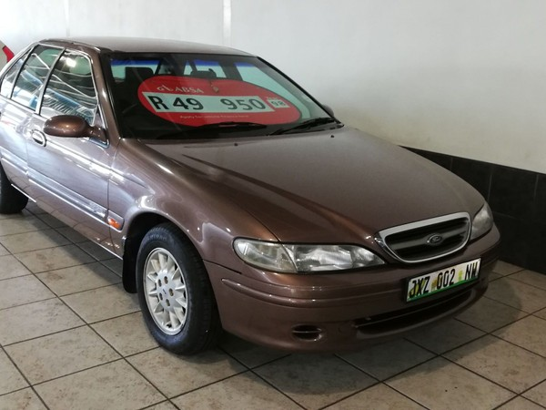 1998 Ford Falcon Fairmont  North West Province Potchefstroom_0