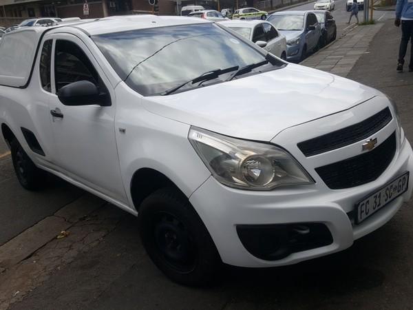 2016 Chevrolet Corsa Utility 1.4 Club Pu Sc  Gauteng Jeppestown_0