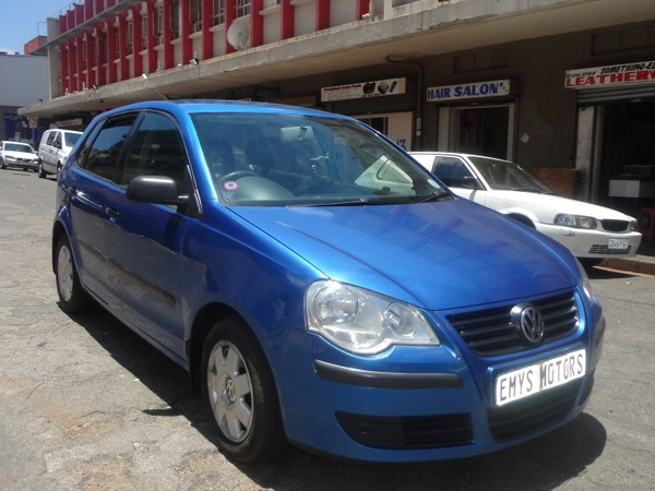 2007 Volkswagen Polo 1.4 Manual petrol 2007 model Gauteng Johannesburg_0