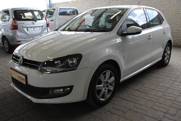 2013 Volkswagen Polo 1.6 Tdi Comfortline 5dr  Eastern Cape King Williams Town_0