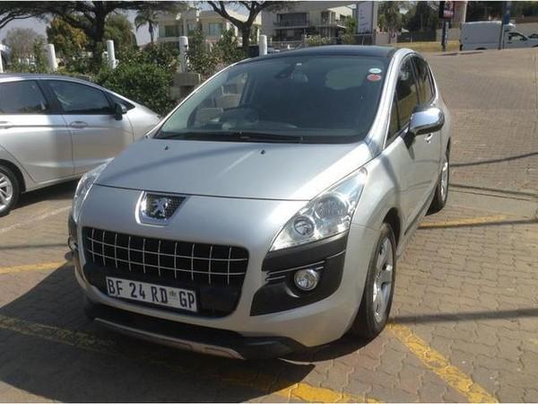2011 Peugeot 3008 1.6 Thp Premium  Gauteng Sandton_0