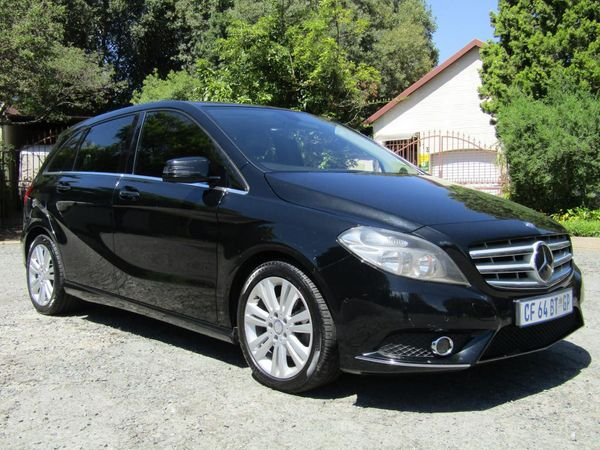 2012 Mercedes-Benz B-Class B 200 Be At  Gauteng Randburg_0