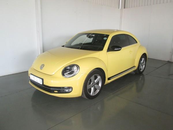2013 Volkswagen Beetle 1.4 TSI Sport Gauteng Springs_0