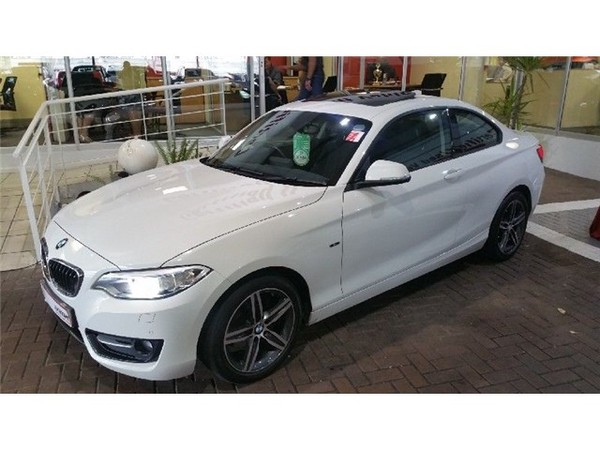 2015 BMW 2 Series 220D M Sport Auto Western Cape Goodwood_0