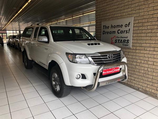 2015 Toyota Hilux 3.0D-4D LEGEND 45 XTRA CAB PU Western Cape Bellville_0
