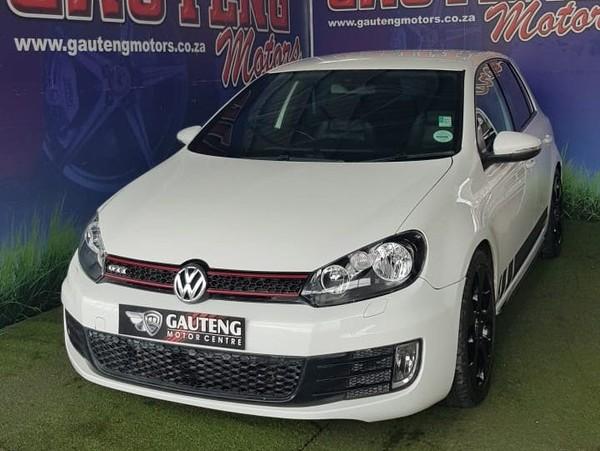 2010 Volkswagen Golf Vi Gti 2.0 Tsi  Gauteng Pretoria_0
