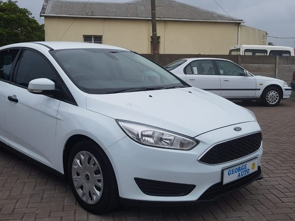 2016 Ford Focus 1.0 Ecoboost Ambiente 5-Door Western Cape George_0