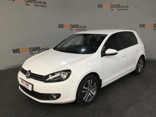 2012 Volkswagen Golf Vi 1.4 Tsi Comfortline  Western Cape Cape Town_0