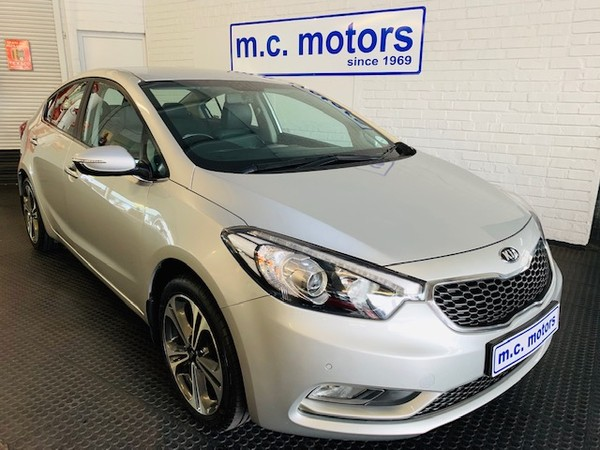 2014 Kia Cerato 2.0 SX NO DEP. FROM R4000 PM TC APPLY Western Cape Cape Town_0