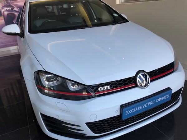 2014 Volkswagen Golf VII GTi 2.0 TSI DSG Gauteng Midrand_0