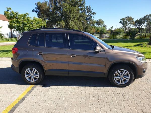 2012 Volkswagen Tiguan 2.0 Tdi BMOTION TREN-FUN Gauteng Vanderbijlpark_0