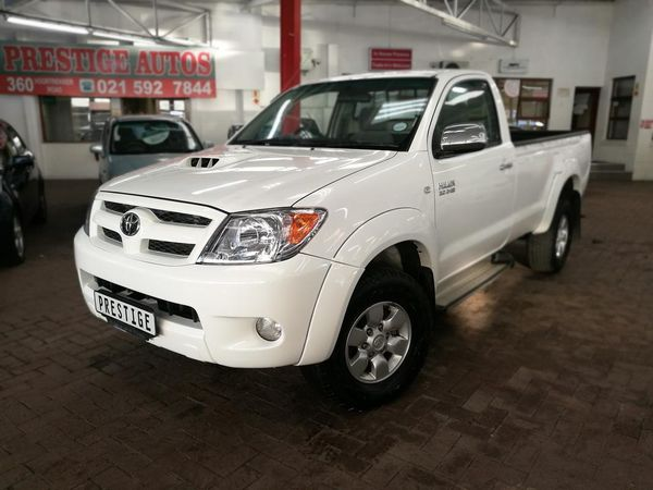 2006 Toyota Hilux Call Bibi 0827556298 Western Cape Goodwood_0