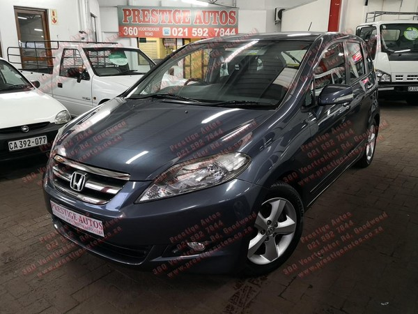 2007 Honda FR-V Call Sam 081 707 3443 Western Cape Goodwood_0