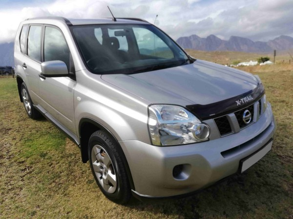 2009 Nissan X-trail 2.0DCI XE 4X2 Western Cape Worcester_0