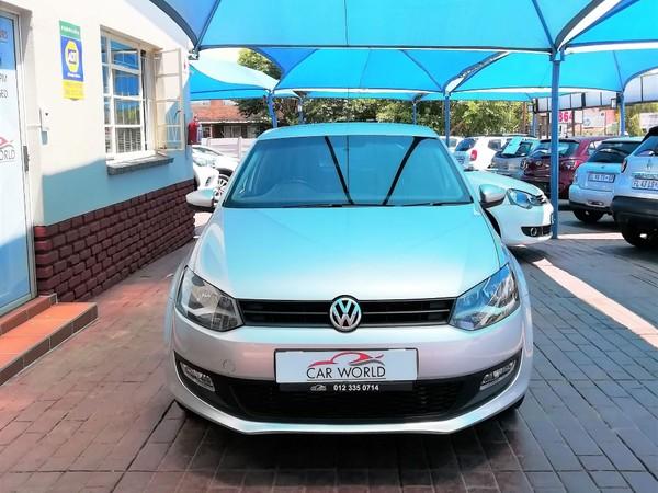 2013 Volkswagen Polo 1.6 Comfortline 5dr  Gauteng Pretoria_0