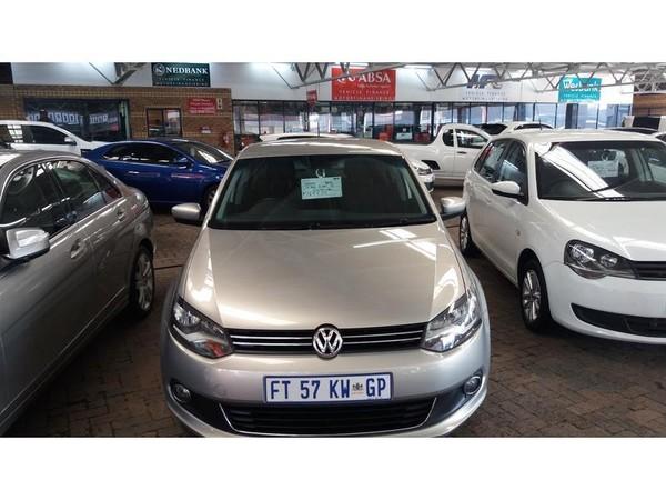 2014 Volkswagen Polo 1.6 Comfortline  Gauteng Vereeniging_0